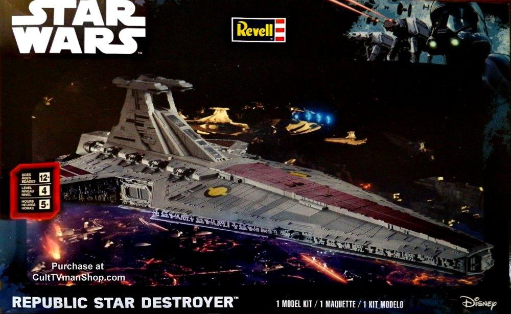 star wars republic destroyer - photo #29