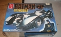 Batman Keaton Batmobile 1989 issue from AMT