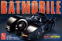 Batman 1989 Batmobile and Batman figure1:25 reissue from AMT/Round 2 - $26.95 - PREORDER RESERVATION