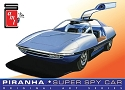 Piranha Super Spy Car (Man from UNCLE) reissue  from Round 2/AMT