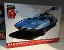 Piranha Super Spy Car (Man from UNCLE) reissue  from Round 2/AMT - $25.95 - PREORDER RESERVATION