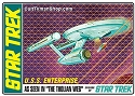 USS Enterprise Tholian Web Glow kit from AMT/Round 2