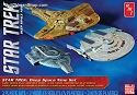 Deep Space Nine Cadet set 1:2500 from AMT/Round 2