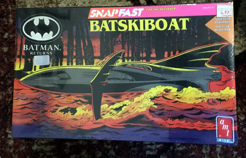 Batskiboat