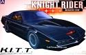 Knight Rider KITT (season 1) from Aoshima