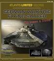 Iron Sky Valkyrie Flying Saucer from Atlantis Models