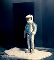 TMA-1 Astronaut 1:12 scale with base from Atomic City