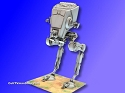 AT-ST 1:48 scale kit from Bandai -  $27.95 - PREORDER RESERVATION
