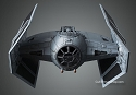 Darth Vader's TIE Fighter 1:72  model kit from Bandai -  $27.95 - PREORDER RESERVATION