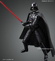 Darth Vader 1:12 model kit from Bandai -  $27.95 - PREORDER RESERVATION