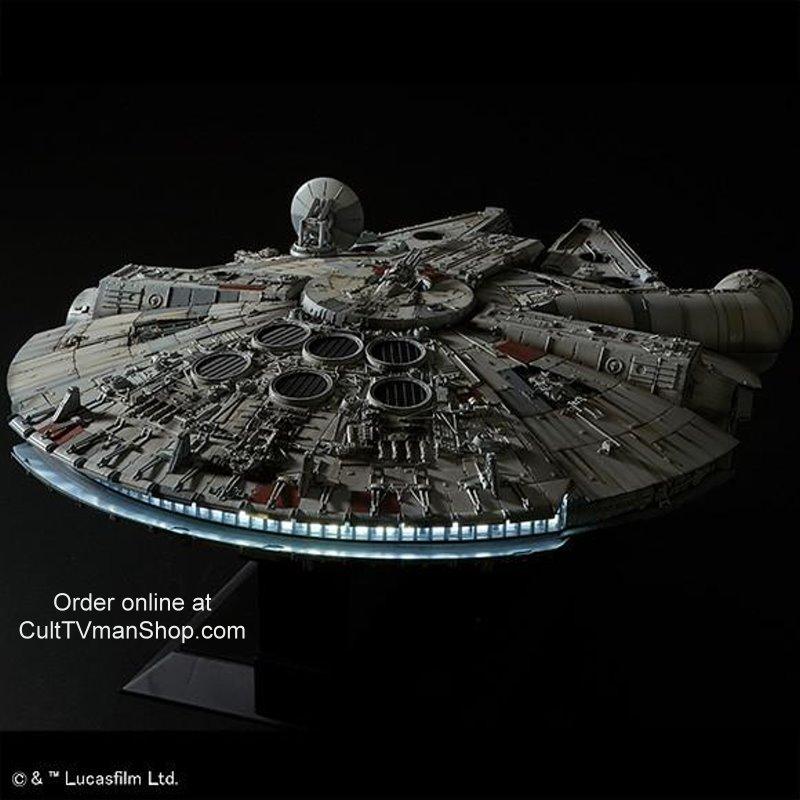 [Hobby] – PG 1/72 Millennium Falcon | EMERALD BASTION