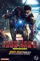 Iron Man Mk XLII Battle Damaged Iron Man  3 from Dragon