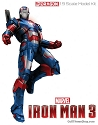 Iron Patriot from Iron Man  3 from Dragon