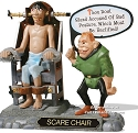 Weird-Ohs Medieval Torture: Scare Chair from Hawk