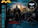 Batman The Dark Knight Rises 2-Figure Set 1:25 scale from Moebius Models