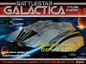 Classic Cylon Raider Display Model 1:32 scale from Moebius - 109.95 - PREORDER RESERVATION
