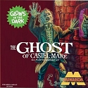 The GLOW Ghost of Castle Mare from Monarch Models
