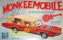 Monkeemobile reissue from MPC/Round 2