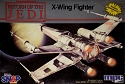 X-Wing 1:60 scale 1990 from MPC