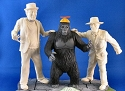 Spenser and Kong figures - Graveyard Scenes