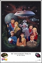 Lost in Space Anniversary Print by Ron Gross