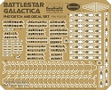 Battlestar Detail Set from Paragrafix