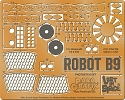 Lost in Space Robot photoetch detail set 1:6 from Paragrafix