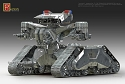 T2 Hunter Killer Tank from Pegasus Hobbies