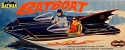 The Batboat from Polar Lights