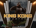 King Kong Triumphant resin kit from Round 2/Polar Lights