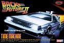 Back to the Future II Delorean from Round 2/Polar Lights - $29.95 - PREORDER RESERVATION