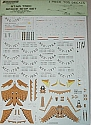 Space Ship Set 1/1600 scale decals from JTGraphics