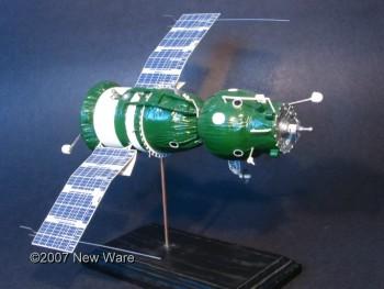 soyuz 1 spacecraft - photo #5