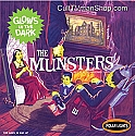 Munsters Living Room GLOW reissue from Polar Lights