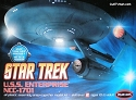 Classic Enterprise 1/1000 scale Alternate Box from Polar Lights