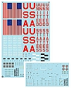 Saturn V/Apollo 1:96 scale bundle