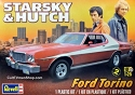 Starsky & Hutch Ford Torino 1:25 from Revell