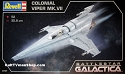 Battlestar Galactica Viper Mk VII from Revell-Germany
