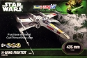 Star Wars X-Wing 1:30 scale from Revell Germany SCRATCH AND DENT