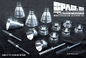 Space:1999 Eagle Accessory Pack for 22-inch kit 1:48 scale from Round 2/MPC