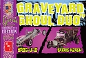 Graveyard Ghoul Duo - Munsters Koach/Dragula reissue from AMT/Round 2