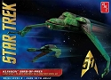 Klingon Bird of Prey reissue from Round 2/AMT