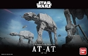 Star Wars AT-AT  1:144 scale kit from Bandai