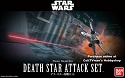 Death Star Attack 1:144 scale diorama from Bandai