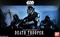 Rogue One Death Trooper 1:12 figure kit from Bandai