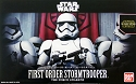 First Order Stormtrooper 1:12 figure kit from Bandai
