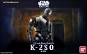 Rogue One K-2S0 - 1:12 figure kit from Bandai