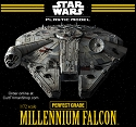 Millennium Falcon 1:72 scale Perfect Grade from Bandai -  $339.95  - PREORDER RESERVATION