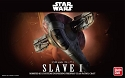 Slave One 1:144 scale kit from Bandai