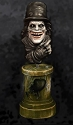 Babadook - MicroMania Bust from Black Heart